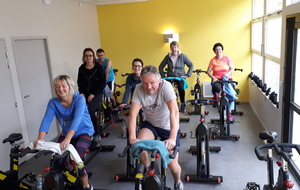 Nouvelle salle de SPINNING